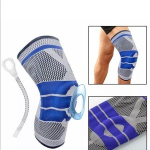 Other - 2  Sports Knee compression sleeves with gel pad